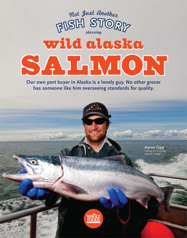 Wild Alaska Salmon_Posters