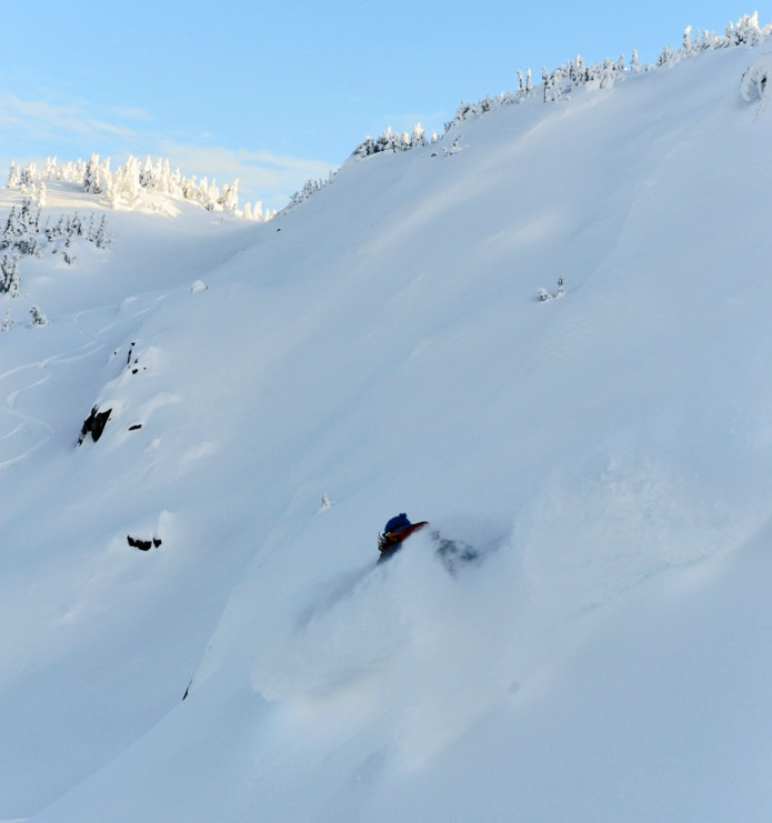 West Bowl Powder