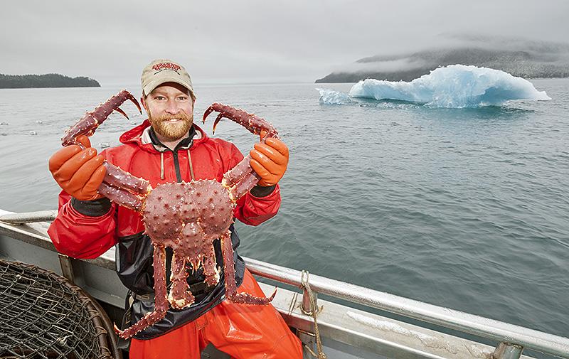 Southeast alaska red king crab csm photos 39 blog for Fishing jobs alaska